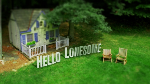 Hello Lonesome Title Card